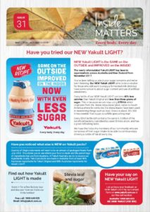 Inside Matters Issue 31 front page